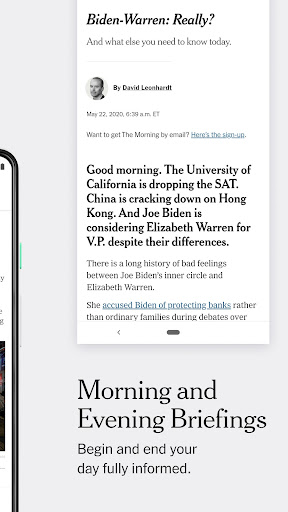 The New York Times 9.15.1 screenshots 2