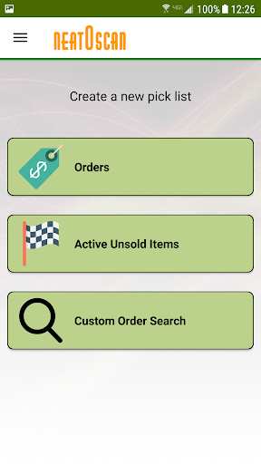 Screenshot for Neatoscan Auctions in United States Play Store