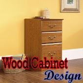 Wood Cabinet Design Ideas