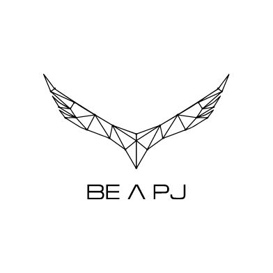 Be a PJ Wings and logo