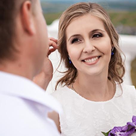 Wedding photographer Natalya Chechulina (natalieChechu). Photo of 10.07.2017