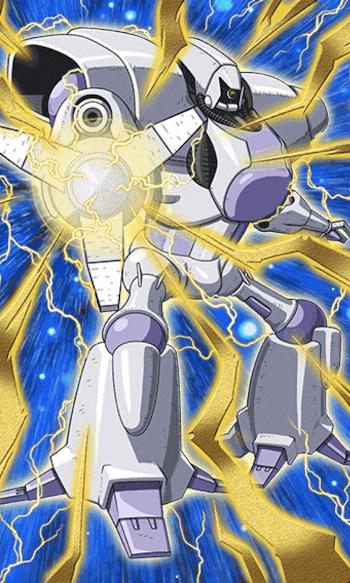 強固な戦闘マシン・ロボット兵