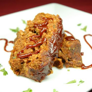 Norm's Gluten-Free Mexican Meatloaf.