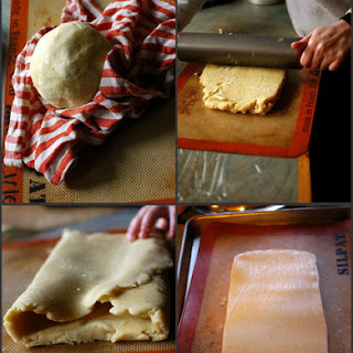 Gluten-free Rough Puff Pastry