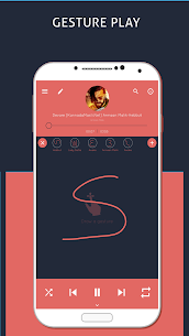 Gesture Music Player v3.0.4 [Mod Ad-Free] APK [Latest] 1