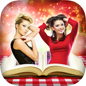 Photo Story Book Icon