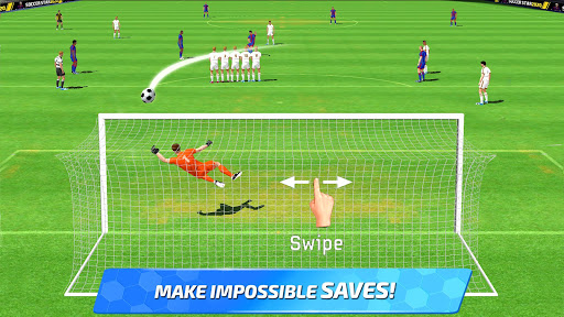 Soccer Star 2020 Football Cards: The soccer game filehippodl screenshot 3