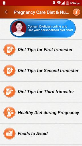 Pregnancy Care Diet Nutrition