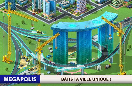 Megapolis: Bâtis la ville de tes rêves! fond d'écran 2