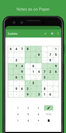 Sudoku - Free & Offline 2.2.2 screenshots 3