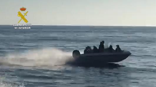 Desarticulan en Almería una organización que traía inmigrantes desde Argelia