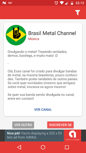 Discover new Channels 1.6.0 screenshots 3
