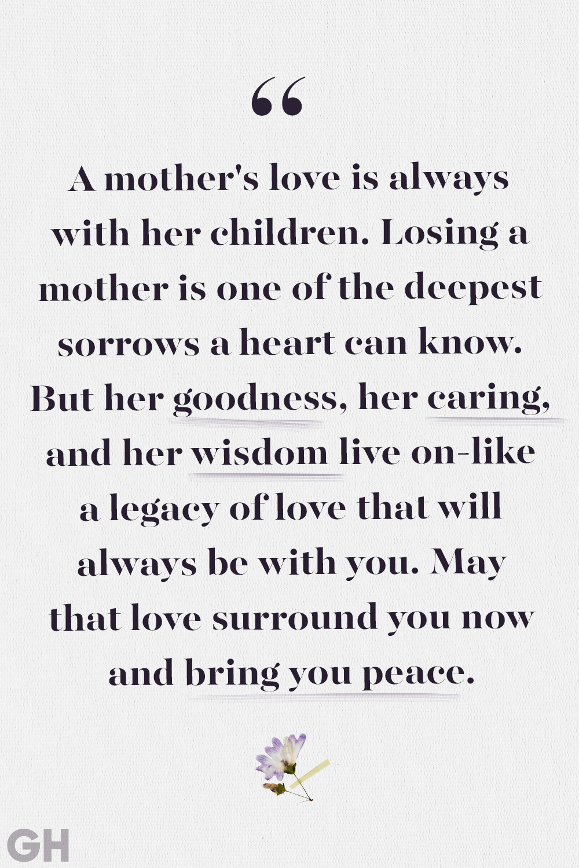 I miss my mum