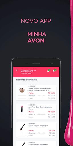 Minha Avon 1.0.14-mobile_commerce screenshots 1