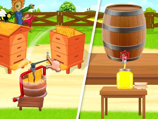 Little Farmer - Farming Simulator - Kids Games screenshots 15