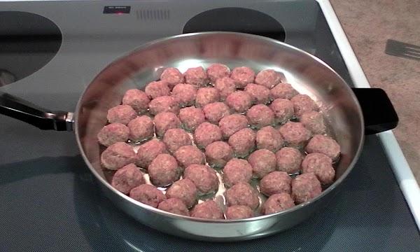 Yummy Mini Meatballs Recipe