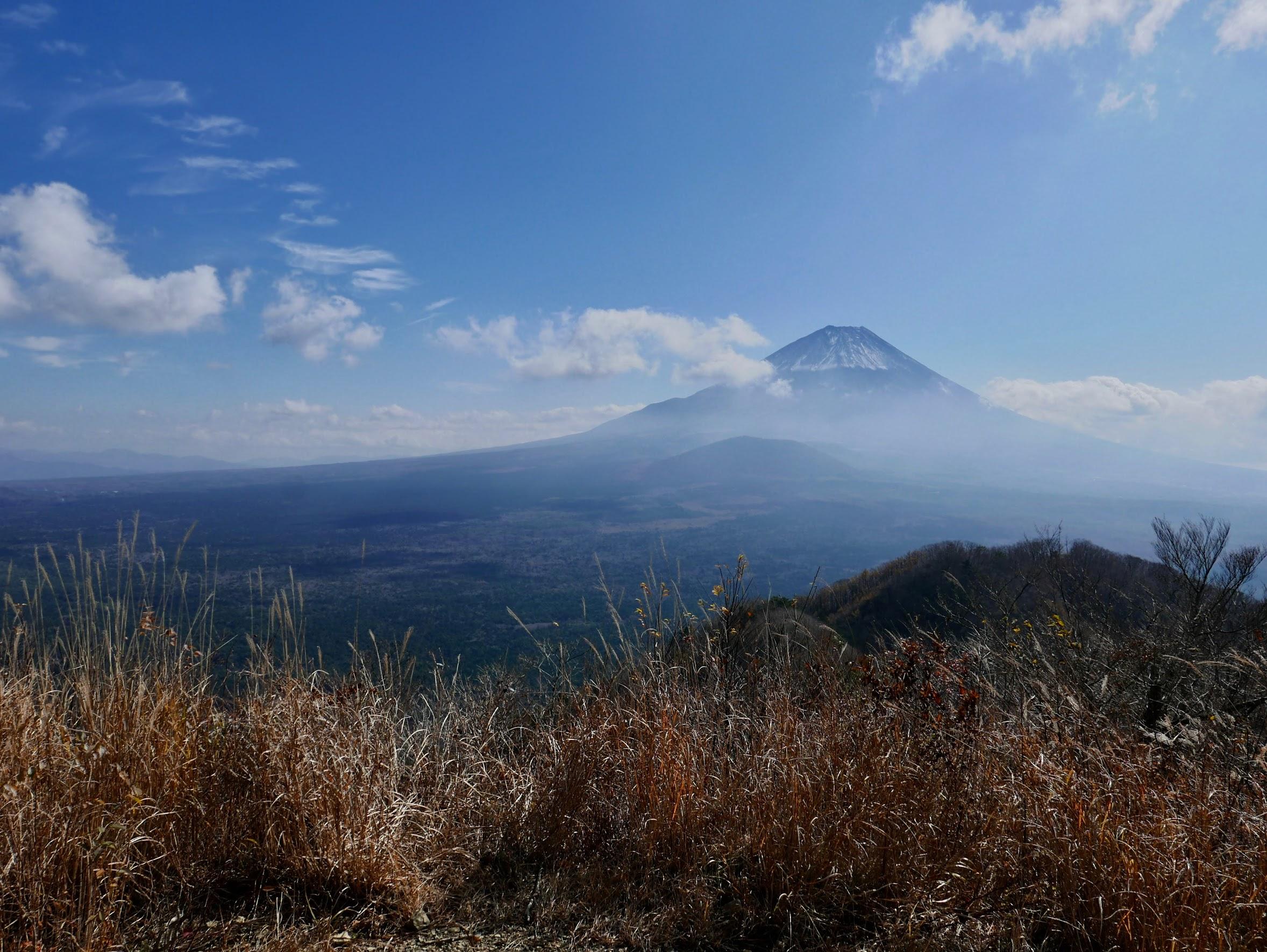 山梨縣富士河口湖町精進湖Panorama台步道