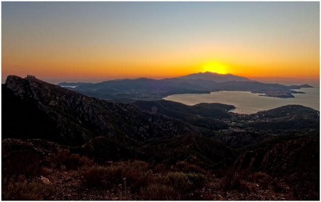 La mia Isola al tramonto di marcello61r