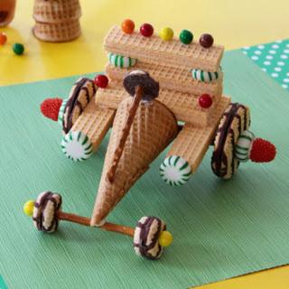 Sugar Cone Race Kart
