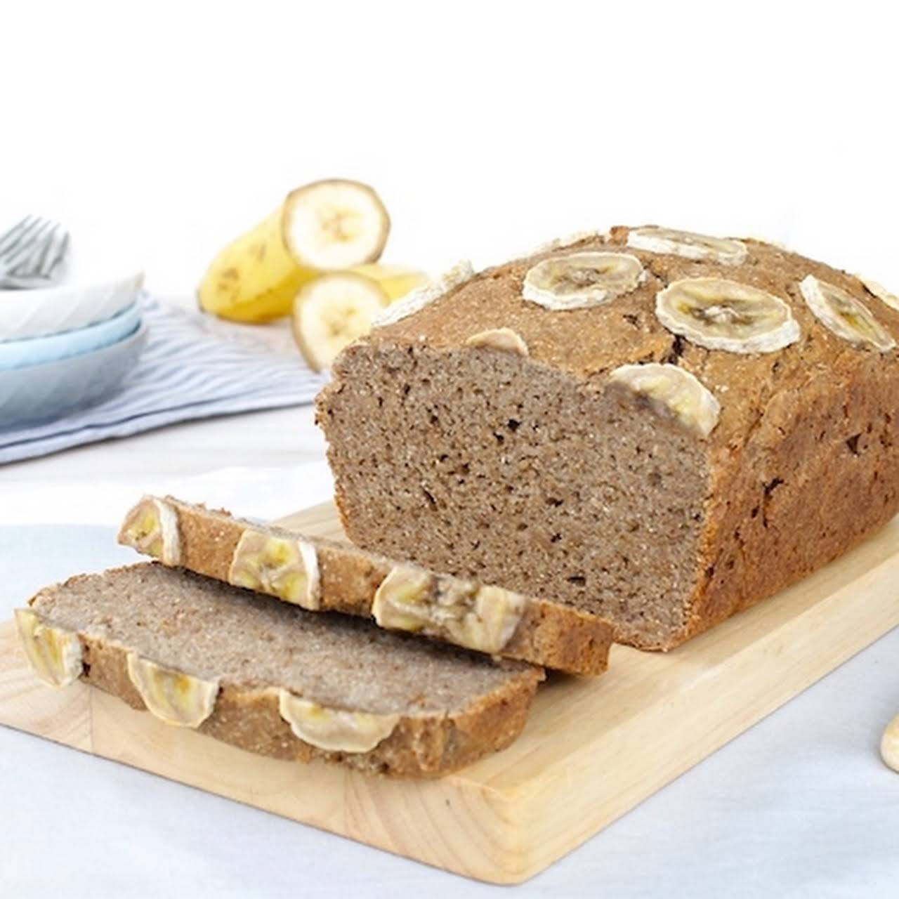 Lunch Box Friendly Banana Bread
