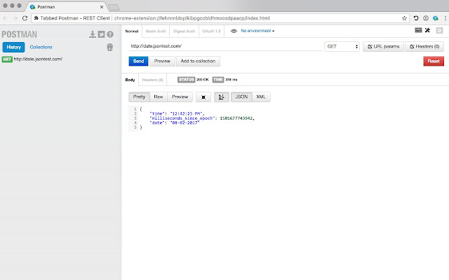 How To Open Postman In Chrome