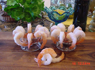 Bonnie's Cocktail Sauce For Shrimp Recipe