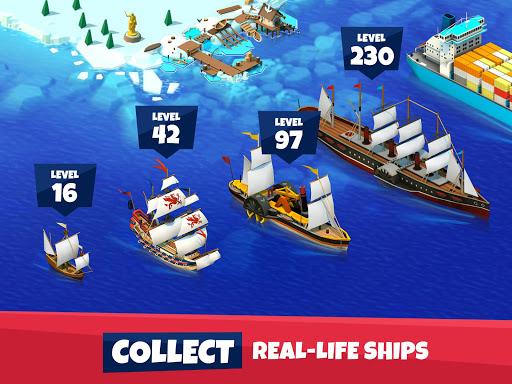 Seaport - Explore, Collect & Trade 1.0.58 screenshots 2