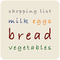 Shopping Grocery List - Free download