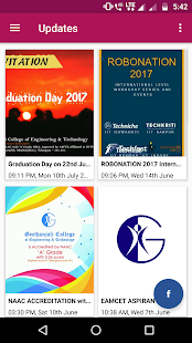 Geethanjali College App- screenshot thumbnail
