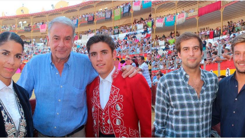 """Óscar Martínez Chopera: """"Me siento satisfecho con el desarrollo de la Feria"""""""