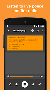 Scanner Radio Fire And Police Scanner Apps Op Google Play