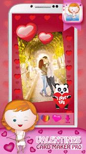 valentines card maker pro screenshot thumbnail valentines card maker pro screenshot thumbnail