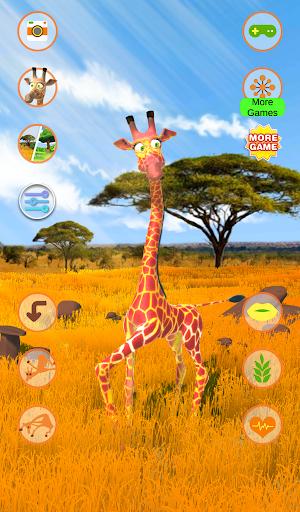 Talking Giraffe screenshots 11