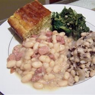 Ham and Beans.