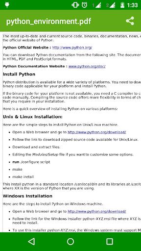 PDF File Reader screenshots 2