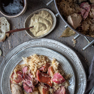Alsatian Choucroute Garnie Recipe