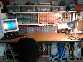 Photo: Electronics Workbench