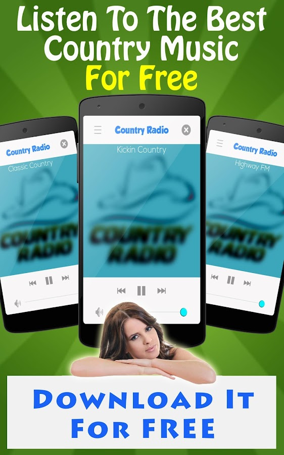 Country radio stations free - Android Apps on Google Play