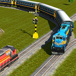Indian Train Simulator 2017 Icon