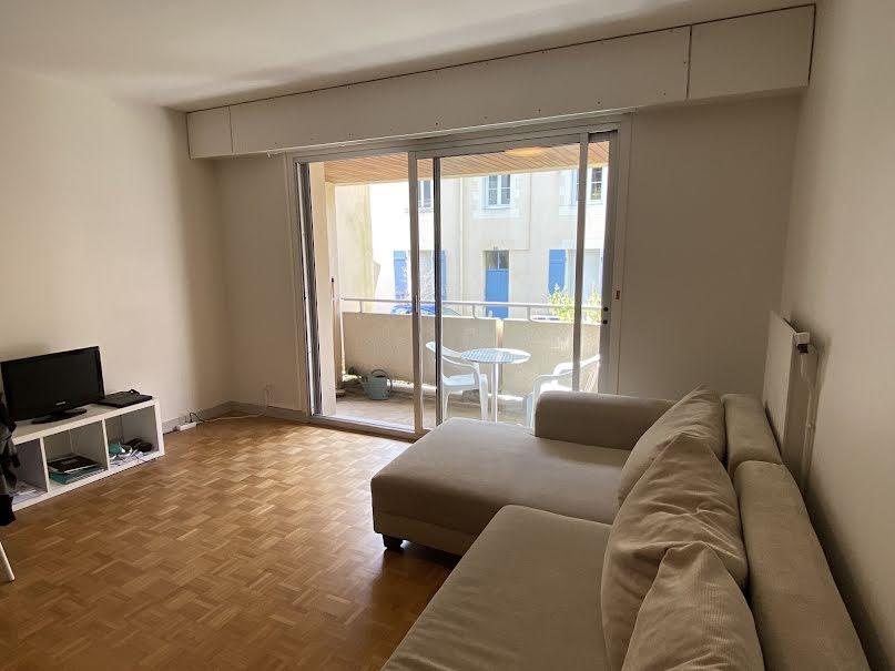 Location meublée appartement 3 pièces 48.47 m² à Saint-Malo (35400), 798 €