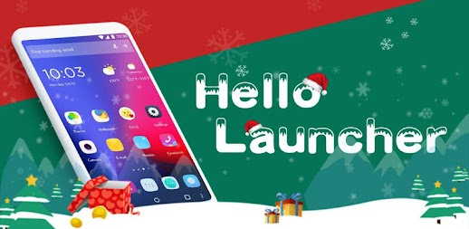 Hello Launcher - Love Emoji & 3D Wallpapers, GIFs APK