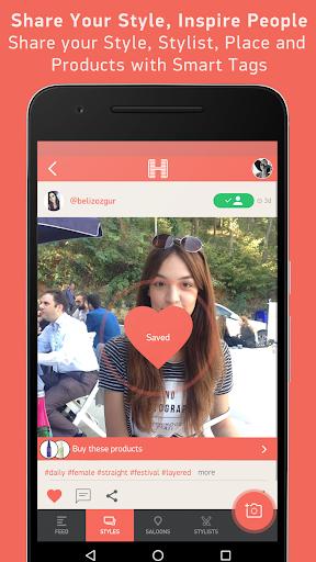 玩免費遊戲APP|下載Hairmod – Hair, Makeup & Style app不用錢|硬是要APP
