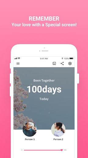 Been Together (Ad) - Couple D-day 1.9.0 screenshots 1