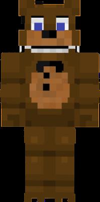 Adventure Freddy Fazbear From FNaF World