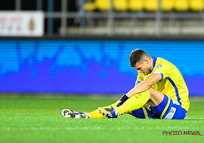 Waasland-Beveren perd un titulaire indiscutable pour plusieurs semaines