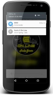 Radio E On Line- screenshot thumbnail
