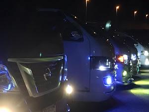NV350キャラバン  VX 2.0 ガソリンのカスタム事例画像 G☆S テツ(MAC)さんの2018年12月02日11:49の投稿