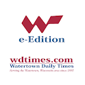 wdtimes e-edition Watertown WI icon