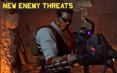 XCOM Enemy Within MOD APK 1.7.0 ( Unlimited Money ) 6