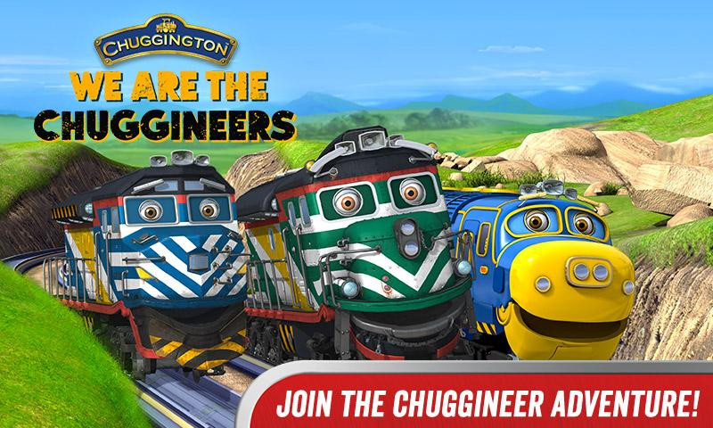 Chuggington - We are the Chuggineers- screenshot